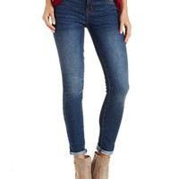 Skin Tight Legging Skinny Jeans
