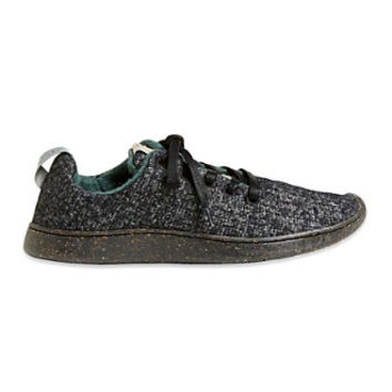 THEORY THREE OVER SEVEN X Theory + Washable Sneaker in Wool