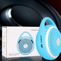 Vomach Wireless Mini Speaker Stereo Sound
