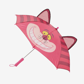Disney Alice In Wonderland Cheshire Cat Pop-Up Umbrella