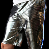 Light Up Electro Shorts