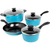 Sunbeam Armington 7-Piece Cookware Set - Walmart.com