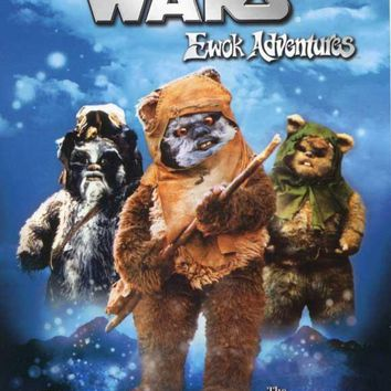 The Ewok Adventure 27x40 Movie Poster (1984)
