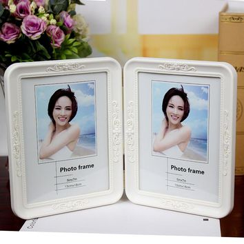 Wedding Dress Photo Frame Set Innovative Plastic Children Rack [10598556300]