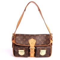 Louis Vuitton Hudson Shoulder Bag 2935 (Authentic Pre-owned)