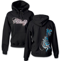 Chevrolet Ladies Star Hoodie-Chevy Mall