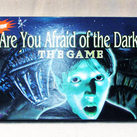 Vintage Are You Afraid of the Dark Board Game Nickelodeon Complete 1995