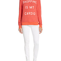 Wildfox - Say Hello Sweatshirt