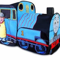 Kids Indoor Play Tent Thomas The Tank Engine Train Toy Popup Outdoor Kid New Fun