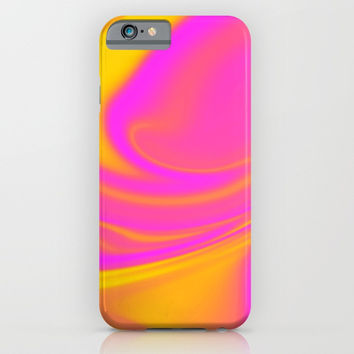 Abstract Fluid 5 iPhone & iPod Case by Arrowhead Art