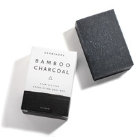 Herbivore Botanicals - Bamboo Charcoal Cleansing Bar Soap