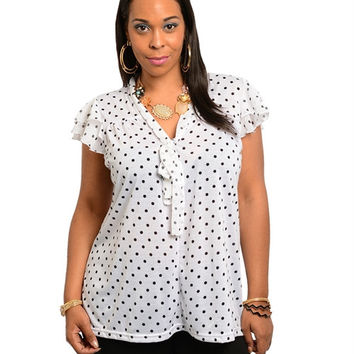 Dottie For You Blouse