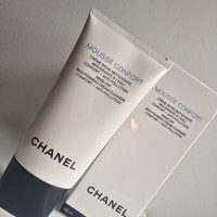 Review - Chanel Mousse Confort Rich Foaming Cream Cleanser