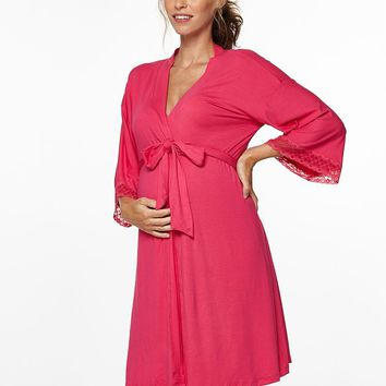 Rosa Maternity, Delivery, & Nursing Robe