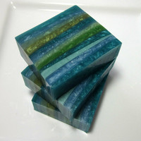Sea Glass Soap on Luulla