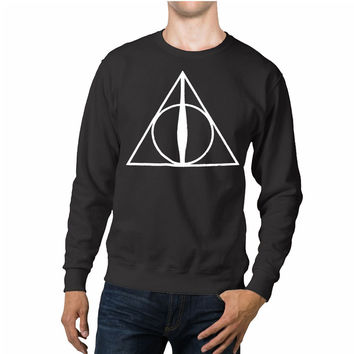 Harry Potter Deathly Hallows Unisex Sweaters - 54R Sweater