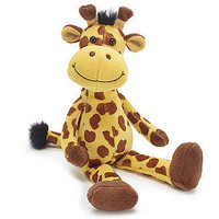 "LITTLE GERI THE GIRAFFE (11"") PLUSH STUFFED ANIMAL Plush Giraffe"