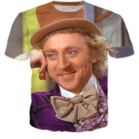 "Willy Wonka ""Tell Me More"" Meme Shirt"