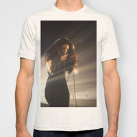 Lorde shines T-shirt by Ella Barnes