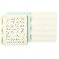kate spade new york dot the I's Large Notebook