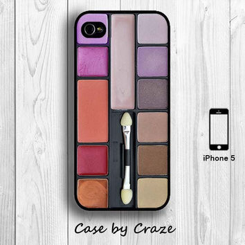 Eyeshadow iPhone 4S Case cosmetic iPhone 4S Case by casebycraze