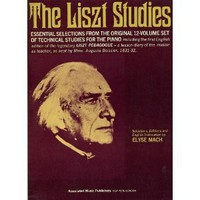 The Liszt Studies: Essential selections from the original 12-volume set of technical studies for piano, including the first English edition of the legendary Liszt Pedagogue from Mme. August Boissier