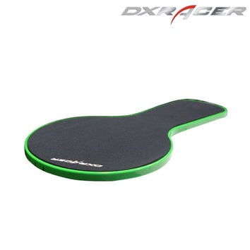 DXRACER ar02ae armrest expert hard gaming mouse pad mouse rest mouse mat-green