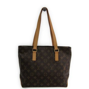 Louis Vuitton Monogram Cabas Piano M51148 Women's Tote Bag Monogram BF311875