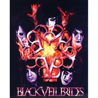 Black Veil Brides Sticker