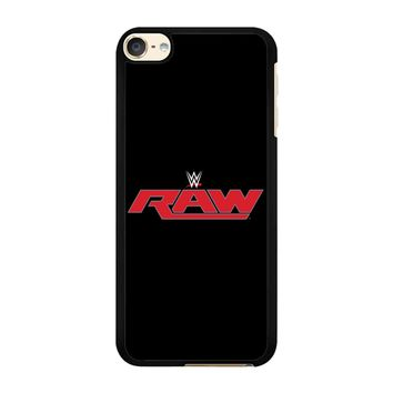 Wwe Raw Logo  iPod Touch 6 Case