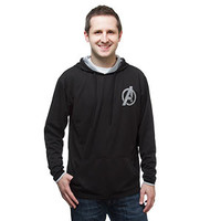 Avengers Hooded Pullover with Thumb Cuffs - Exclusive
