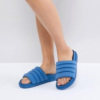 Monki Padded Sliders at asos.com