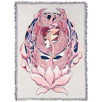 Grateful Dead - Phoenix Rising SYF Throw Blanket