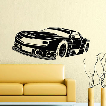 Wall Decals Decal Vinyl Sticker Car Nursery Bedroom Room Dorm Decor Home Playroom Hall Window Interior Art Murals MN505