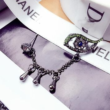(1 Pcs) Korean Fashion Drop Earrings