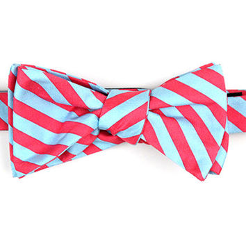 Resort Stripe Bow