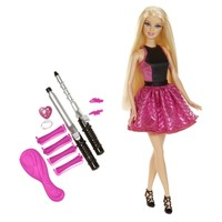 BARBIE® Endless Curls!™ Doll - Shop.Mattel.com