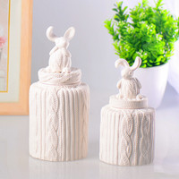 Autumn Creative Pottery Decoration Accessory Box [6283015110]