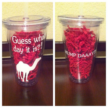 Hump Day Tumbler by CountryLadysCustoms on Etsy