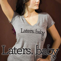 Fifty Shades of Grey - Unofficial - Laters Baby Shirt