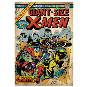 Giant-Size X-Men Cover Fathead Jr.