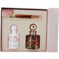 Fancy by Jessica Simpson for Women 3 Piece Set Includes: 3.4 oz Eau de Parfum Spray + 4.0 oz Body Lotion + 0.20 oz Eau de Parfum Roll-On