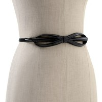 White House | Black Market Elongated Bow Belt
