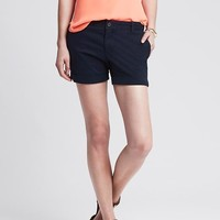 Banana Republic Womens Roll Up City Chino Short