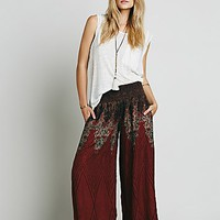 Free People Womens Magic Carpet Soft Wideleg