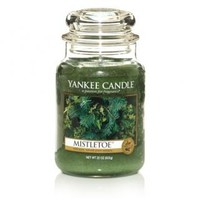 Mistletoe™ : Large Jar Candle : Yankee Candle
