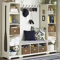 Samantha Entryway Collection   Pottery Barn