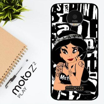 Jasmine Punk Art Y2780 Motorola Moto Z2 Play Case