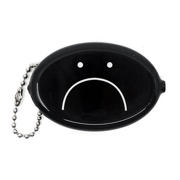 Frowny Face Coin Pouch