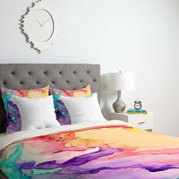 DENY Designs Rosie Brown Color My World Duvet Cover